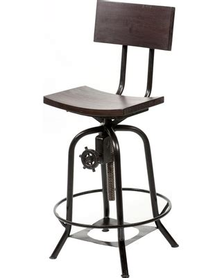Industrial Bar Stool Set by New Shopping Special Industrial Bar Stool Set Of 2