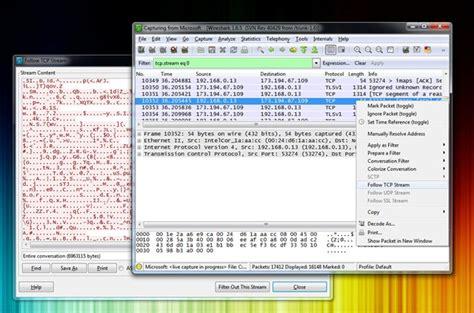 tutorial para usar wireshark aprenda a usar o sniffer wireshark parte ii pplware