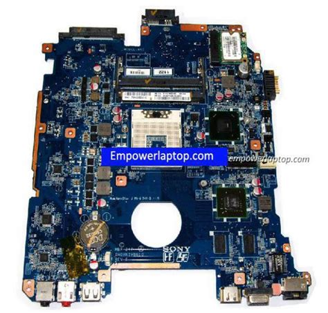 Motherboard For Sony Vpceh Mbx 247 Gt410m Da0hk1mb6e0 Rev E sony a1827702a mbx 247 da0hk1mb6e0 motherboard