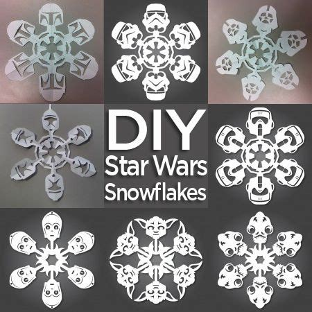 printable snowflake patterns star wars 1000 ideas about star wars snowflakes on pinterest star