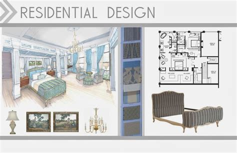 attractive interior design student portfolio book