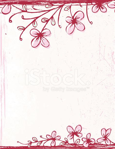 cornici fiori cornice fiori rosa fotografie stock freeimages