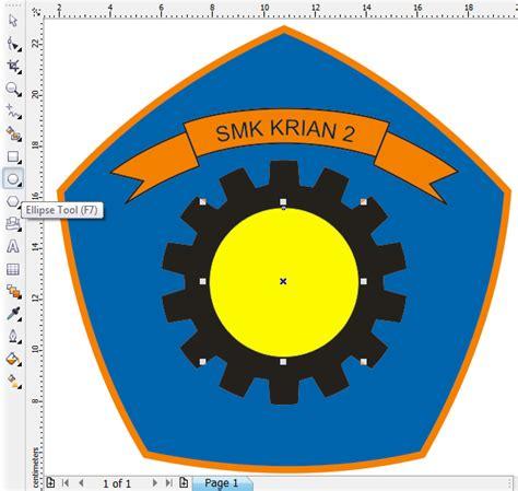 tutorial corel draw bikin logo tutorial coreldraw membuat logo