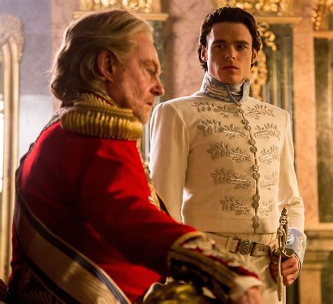 the prince and his quest to a sweeter reward books richard madden talks disney s cinderella and romeo and