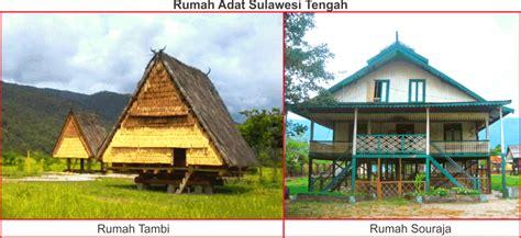 rumah adat sulawesi tengah lengkap gambar