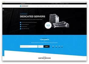 wordpress hosting templates 10 best hosting themes with whmcs integration
