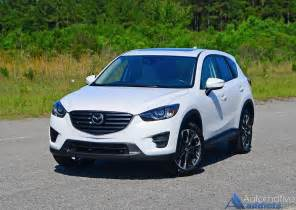 2016 mazda cx 5 grand touring fwd spin an enthusiastic economical compact crossover