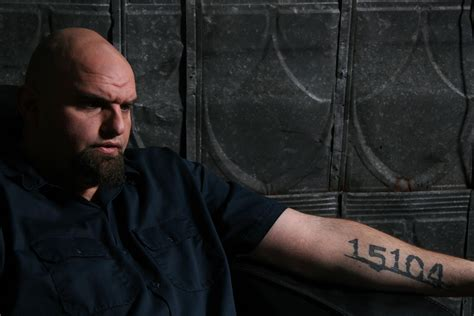 john fetterman tattoos presenting mr black history month
