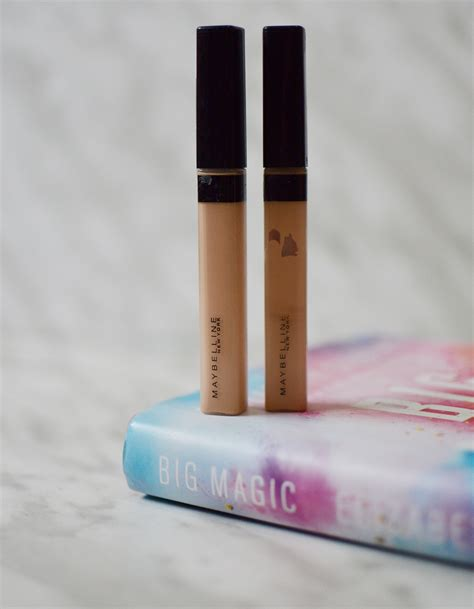 Maybelline Fit Me Concealer Review maybelline fit me concealer review thefantasia