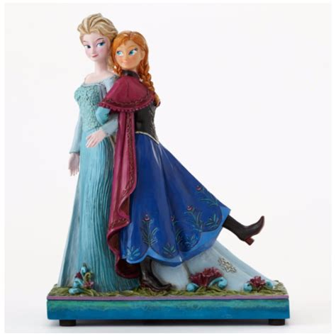 disney traditions frozen showcase collection quot sisters