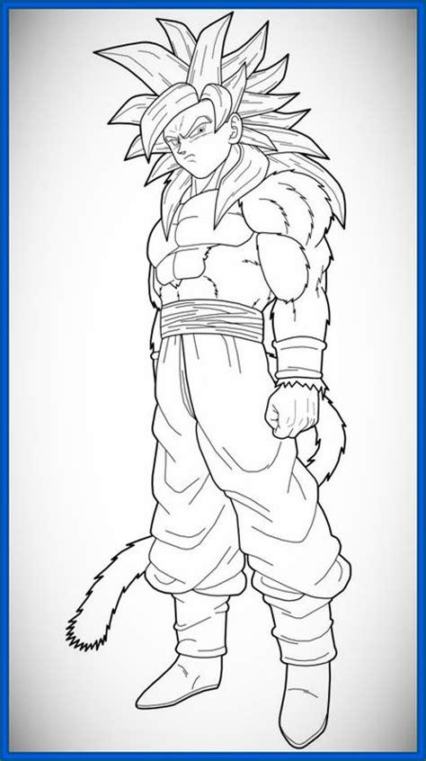 imagenes de goku para dibujar faciles con color imagenes de goku para dibujar faciles archivos dibujos