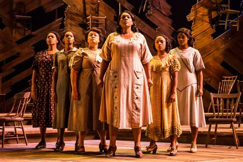 the cast of the color purple national tour show photos the color purple broadway