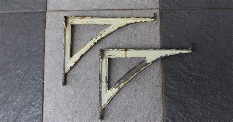 Besi Siku Untuk Rak Dinding Antikpisan 2 Buah Konsol Kecil Besi Siku Siku Kecil Untuk Rak Dinding