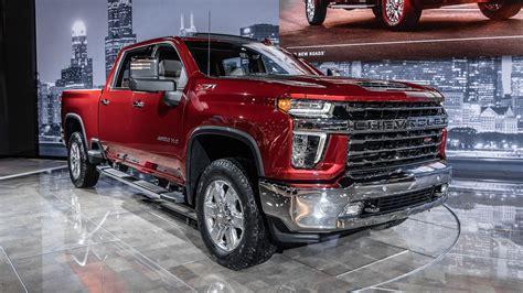 2020 chevrolet truck images 2020 chevrolet silverado hd at chicago auto show 28