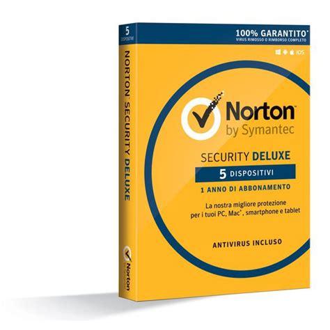 ufficio abbonamenti symantec norton antivirus abbonamento 5 pc