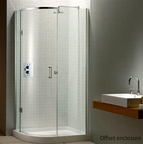 Matki Original Illusion Curved Corner Shower Enclosure Matki Shower Doors