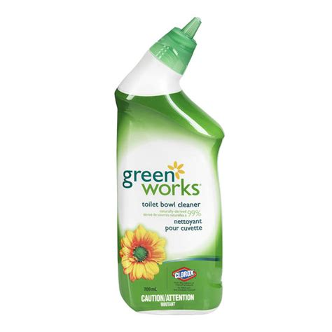 green works bathroom cleaner green works toilet bowl cleaner 709ml london drugs