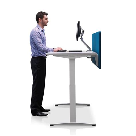 herman miller ratio sit stand desk office furniture