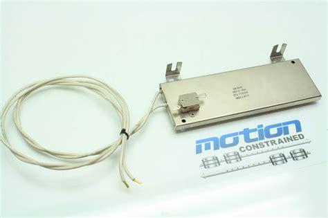 brake resistor motor braking resistor for servo motor 28 images lust servo motor drive 360 ω ohm 50w heat sink