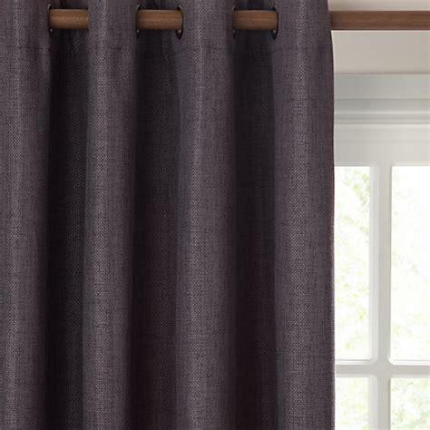 textured eyelet curtains buy john lewis textured weave lined eyelet curtains john