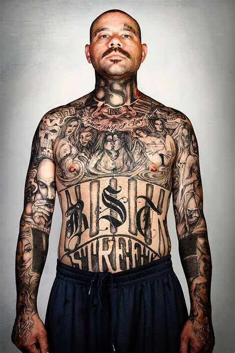 gangster tattoos 9 ex members with their tattoos removed bored panda