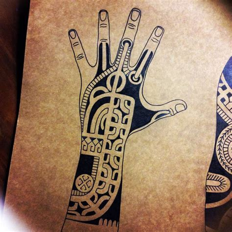 marquesan tattoo marquesan tatatu polynesian polynesian