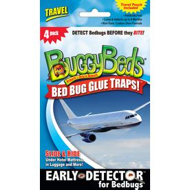 shop buggybeds buggybeds bed bug glue traps at lowes