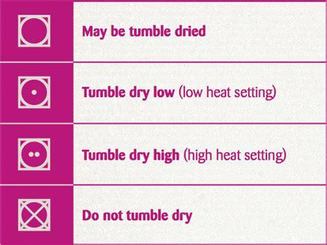 wash care symbols washing laundry labels persil