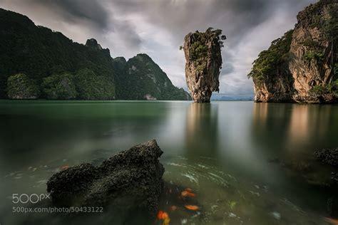 james bond island thailand photo  sebleu
