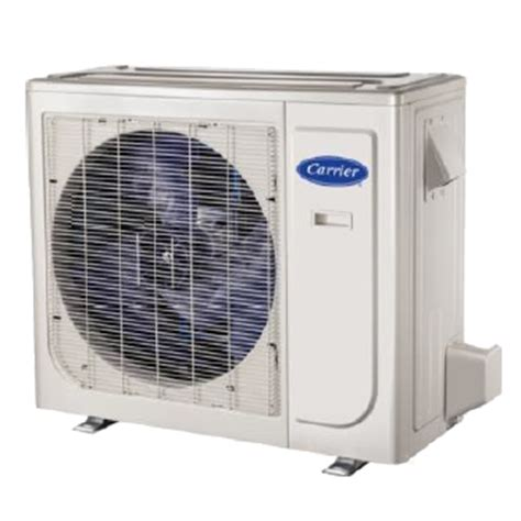 carrier home comfort performance commercial ductless system heat pump 38mbq
