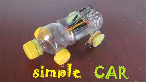 how to make a design how to make a car using plastic bottle car