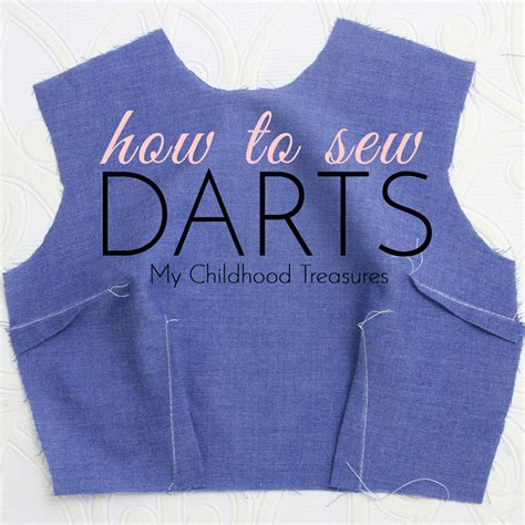 dress pattern without darts sewing darts how to sew darts simple tutorial treasurie