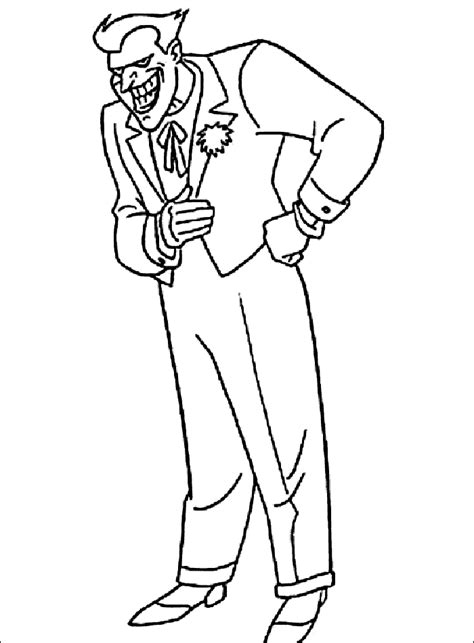 Batman Joker Coloring Pages batman coloring pages coloring pages to print