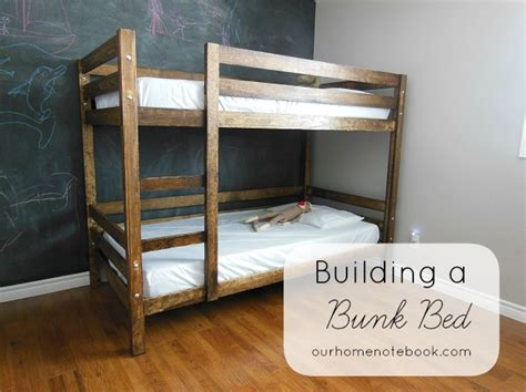 building  bunk bed  home notebook
