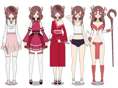 Dress Chiyo chiyo shimizu all clothes by lilykai12 on deviantart