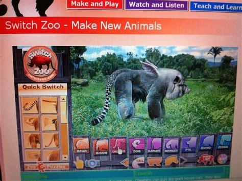 switch zoo make new animals switcheroo zoo roosevelt library rocks