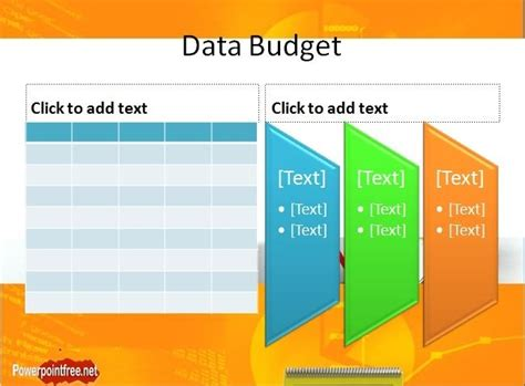 Budget Presentation Template Powerpoint Affordable Presentation Background Sles Powerpoint Budget Template