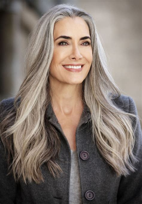 best shoo for gray hair 70 best images about grey hair is gorgeous on pinterest