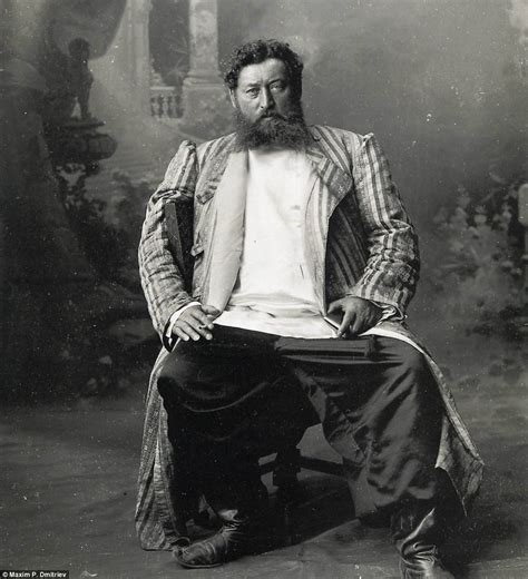19Th century russian hairstyles for men