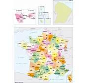 Carte De France Gratuite &192 Imprimer