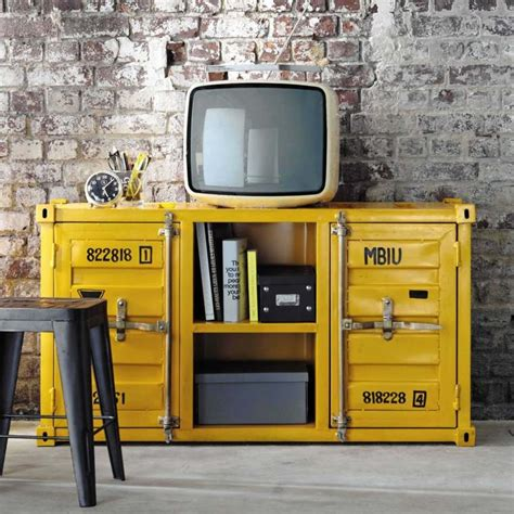 mobile tv maison du monde meuble tv biblioth 232 que design en 50 id 233 es inspirantes