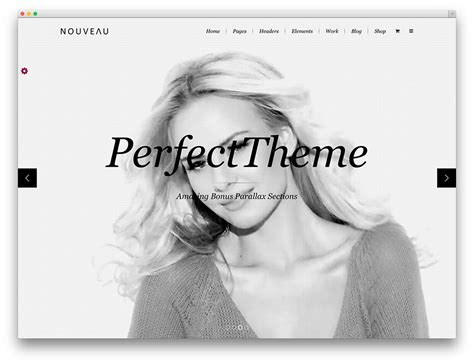 theme blog fashion wordpress 20 best fashion blog magazine wordpress themes 2017