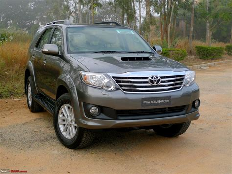 new toyotas for review 2015 toyota fortuner 4x4 automatic team bhp
