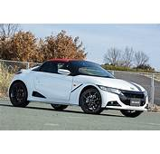 Honda S660 Kei Sportscar Is A Baby McLaren With Lots Of