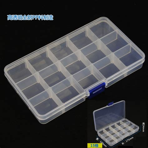 15 Inch Sleeve Cover Felt Single Slot Compartment New Design 1 1piece diy transparent compartment slot electronic components storage assortment electronic