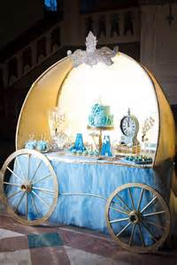 cinderella themed decorations kara s ideas cinderella inspired birthday