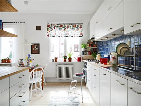 design of a small kitchen