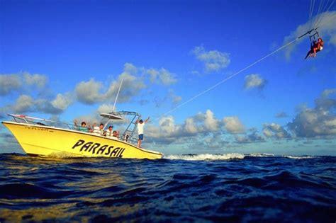 boat tour oahu oahu parasailing expeditions hawaii