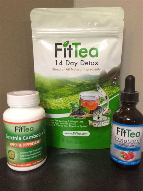 Best Detox Tea Fittea by Fit Tea 14 Day Detox Pill Bottle Bag Of Tea And