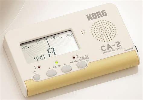 Tuner Parenthood by Korg Ca 2 Chromatic Tuner